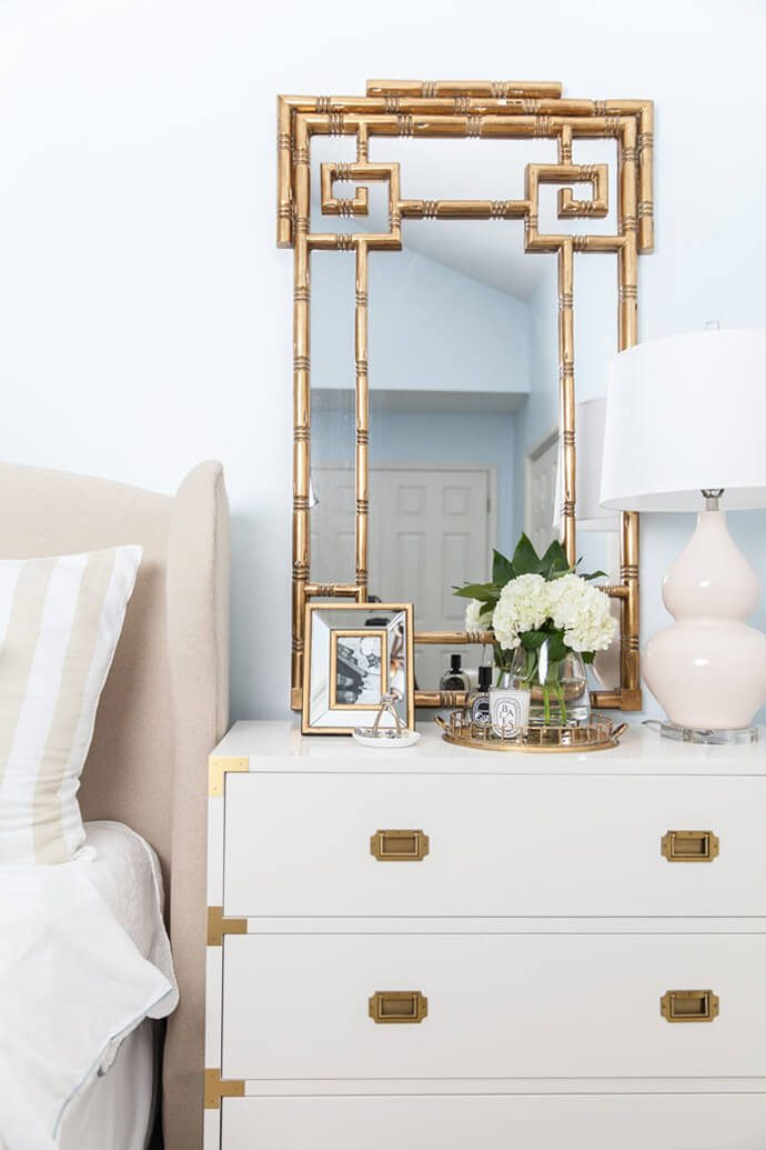 campaign nightstand