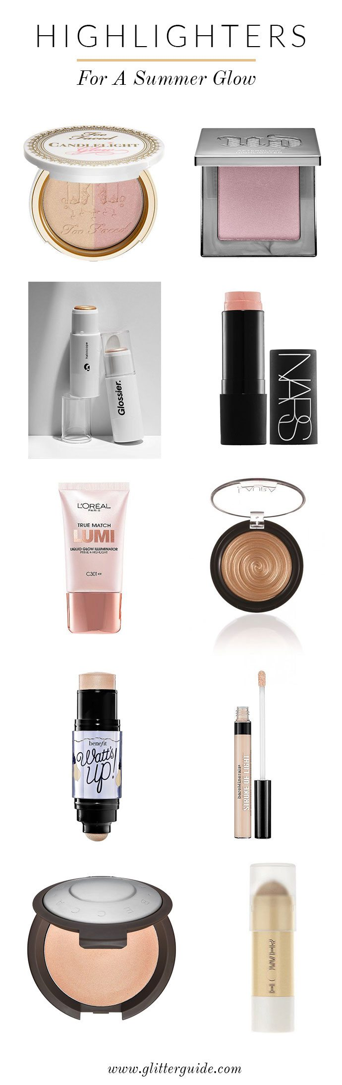 Highlighters-For-A-Summer-Glow