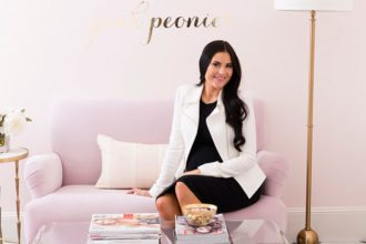 Beauty Breakdown With Rachel Parcell Of Pink Peonies
