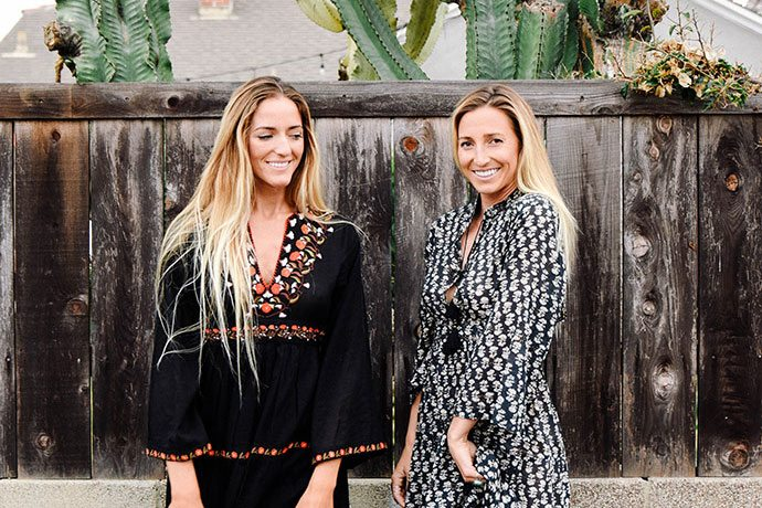 Women Supporting Women: Angie Johnson and Emily Petros, of Bloom Babes