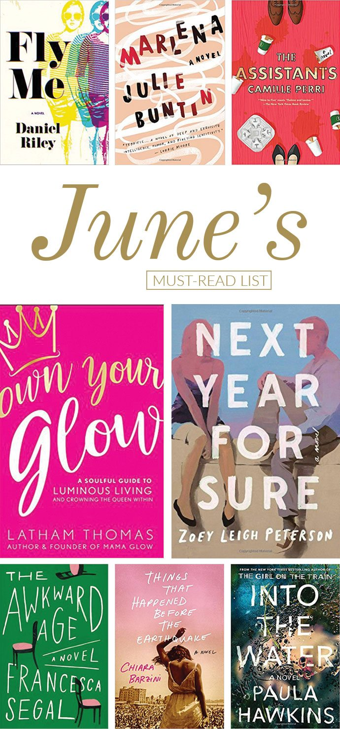 Must-Read List For June