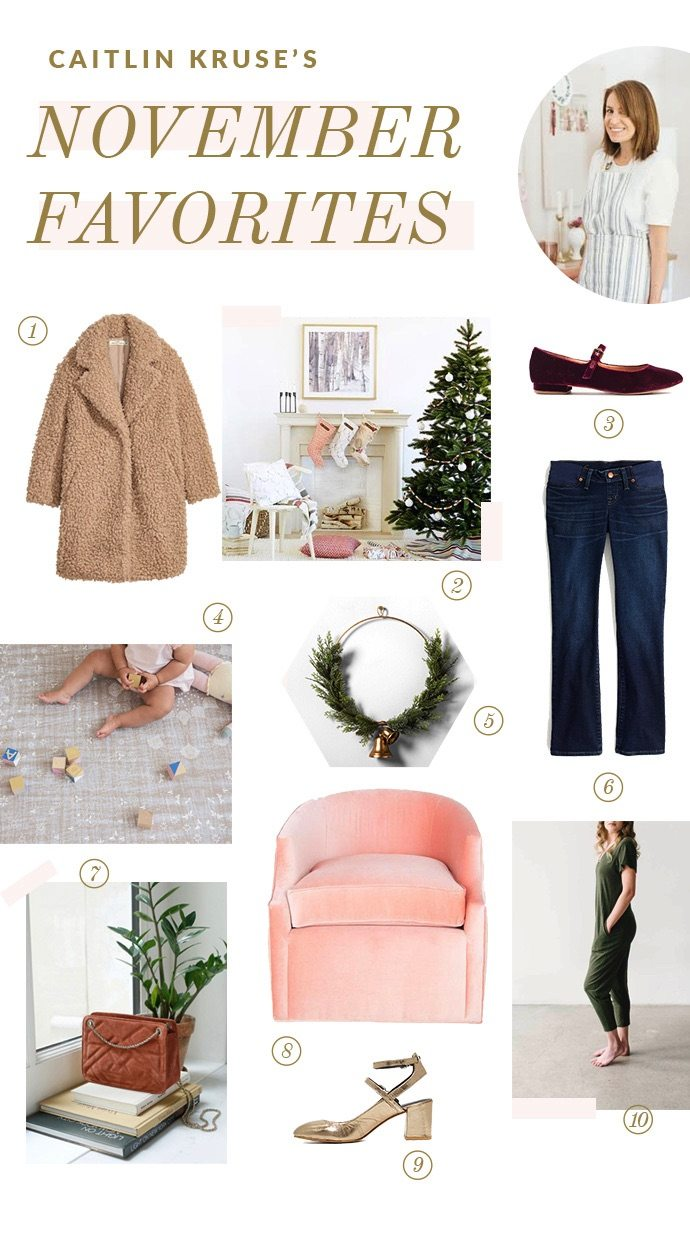 The 10 Things Caitlin Is Loving This November