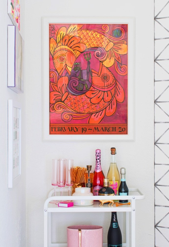 This Cool And Colorful Studio Is Sure To Inspire Your