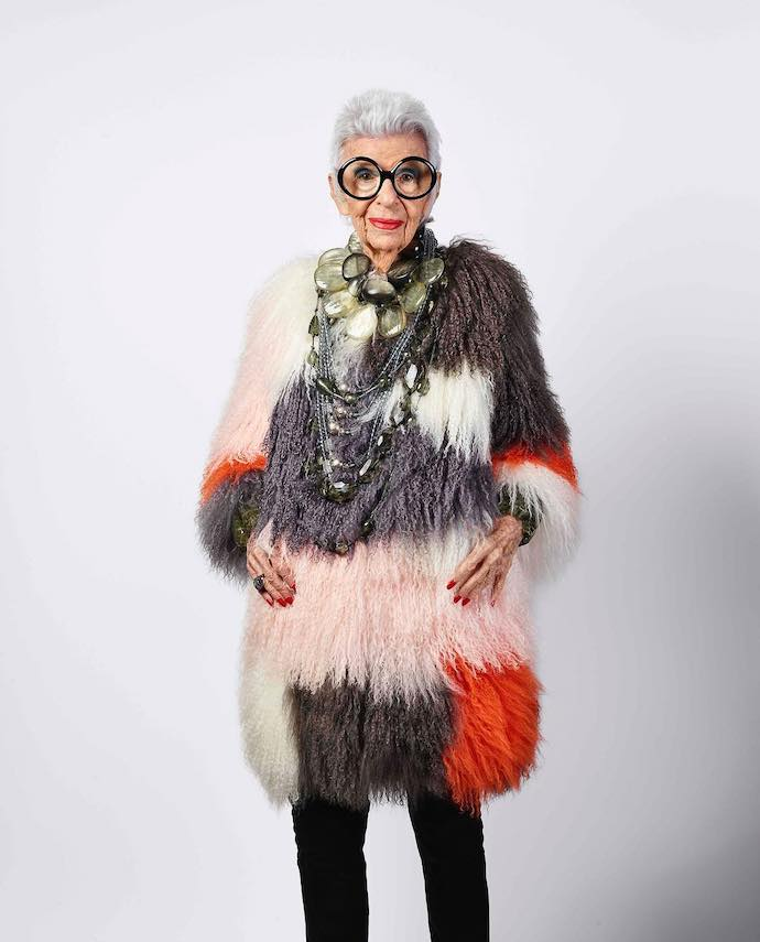 These Older Women Are Our Winter Style Icons Glitter Guide