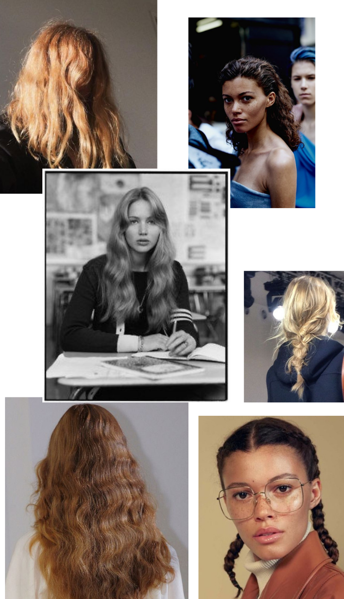 Quick Easy Post Braid Waves Glitter Guide
