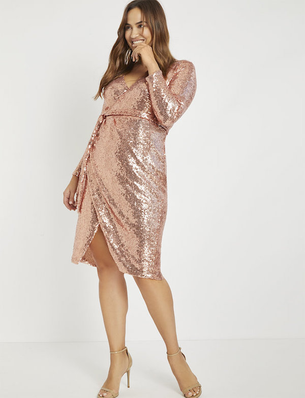The Best Sparkly Plus-Size Outfits For A Bangin\' New Year\'s ...